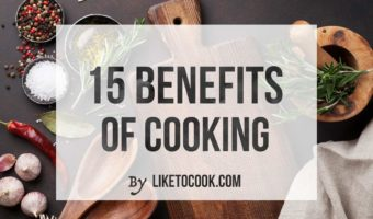 15 Benefits of cooking at home for your mind, health, couple and wallet