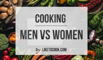 Do Men and Women Cook Really Differently?